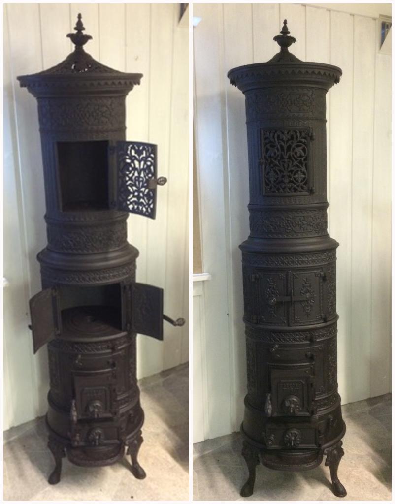 antikke ovner